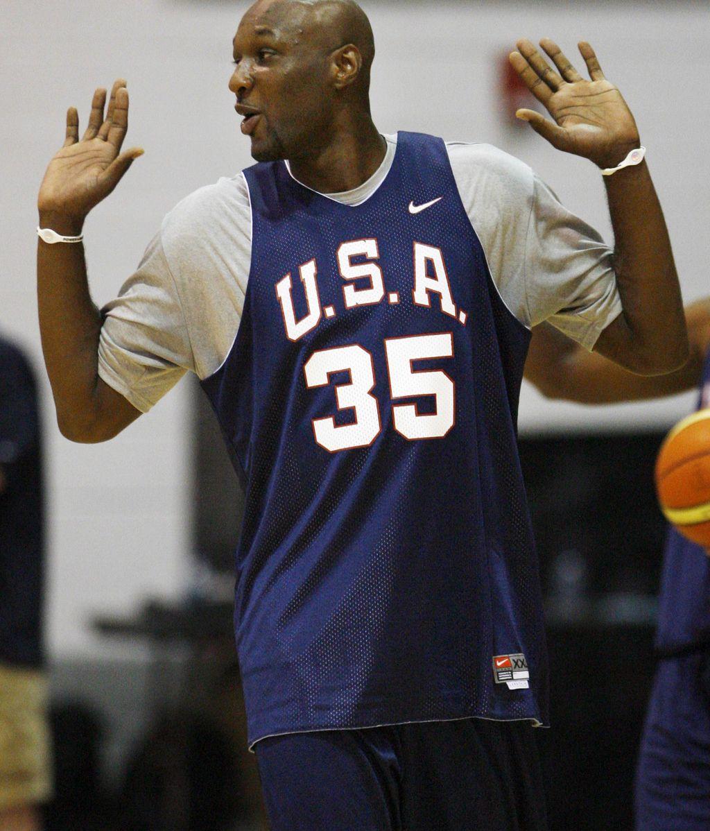 Lamar Odon, NBA