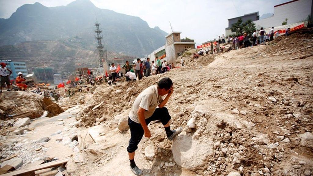 Tragedia en China