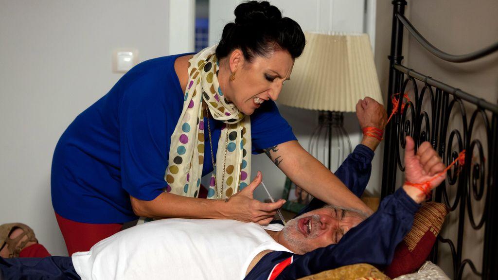 El reencuentro de Fernando Esteso con Estela Reynolds