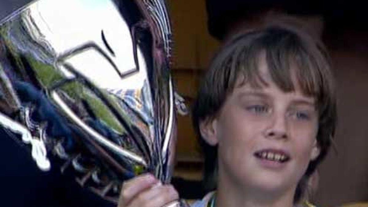 Espanyol, campeón del torneo alevín de fútbol 7