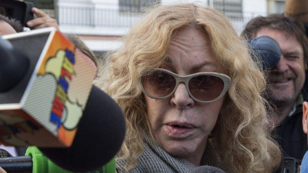 María Eugenia, exmujer de Jacobo