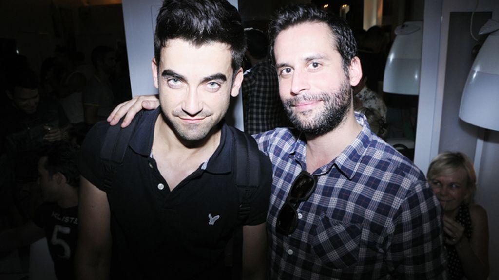 Sergio Clavero y Ben Klutch