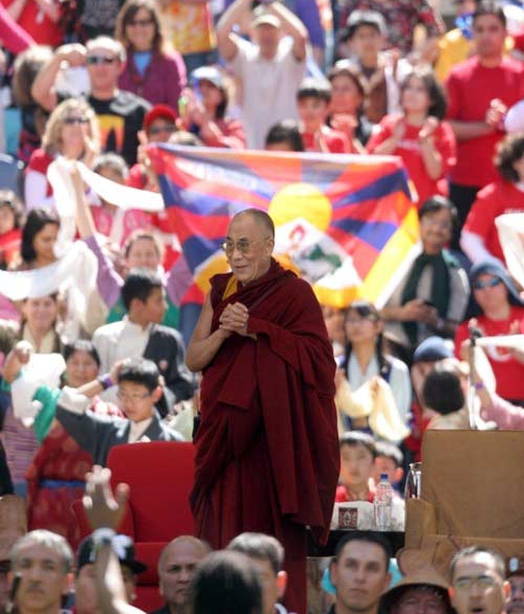 El Dalai Lama, en Seattle