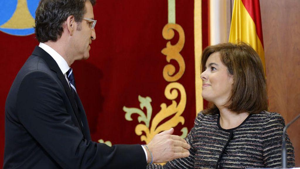 Sáenz de Santamaría y Feijóo
