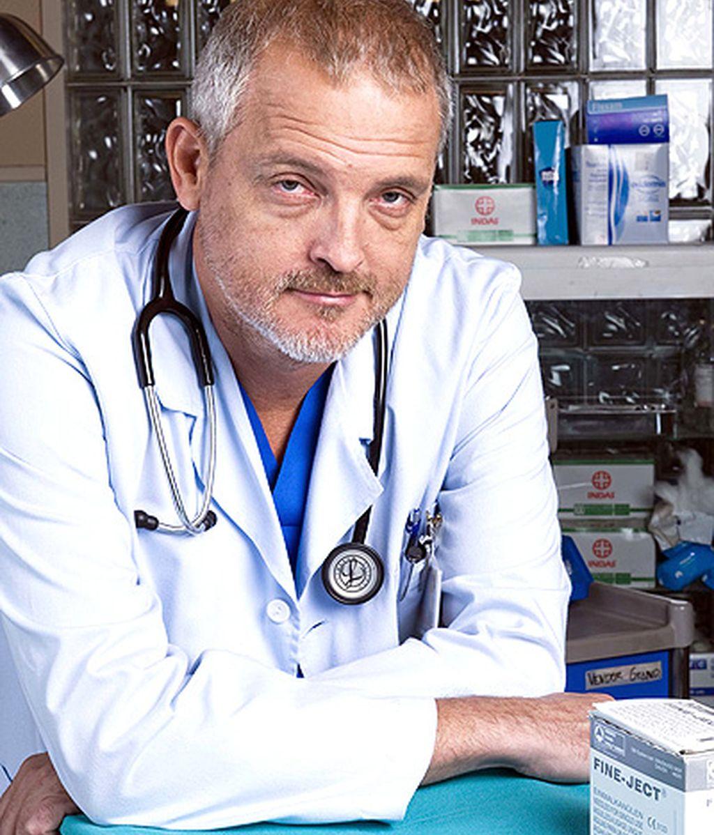 Los personajes de Hospital Central