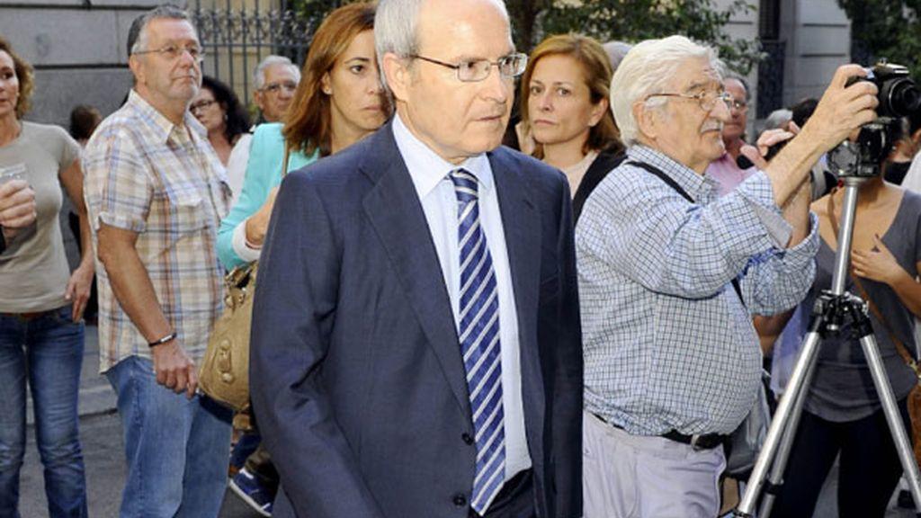 Montilla, ex presidente socialista de la Generalitat catalana