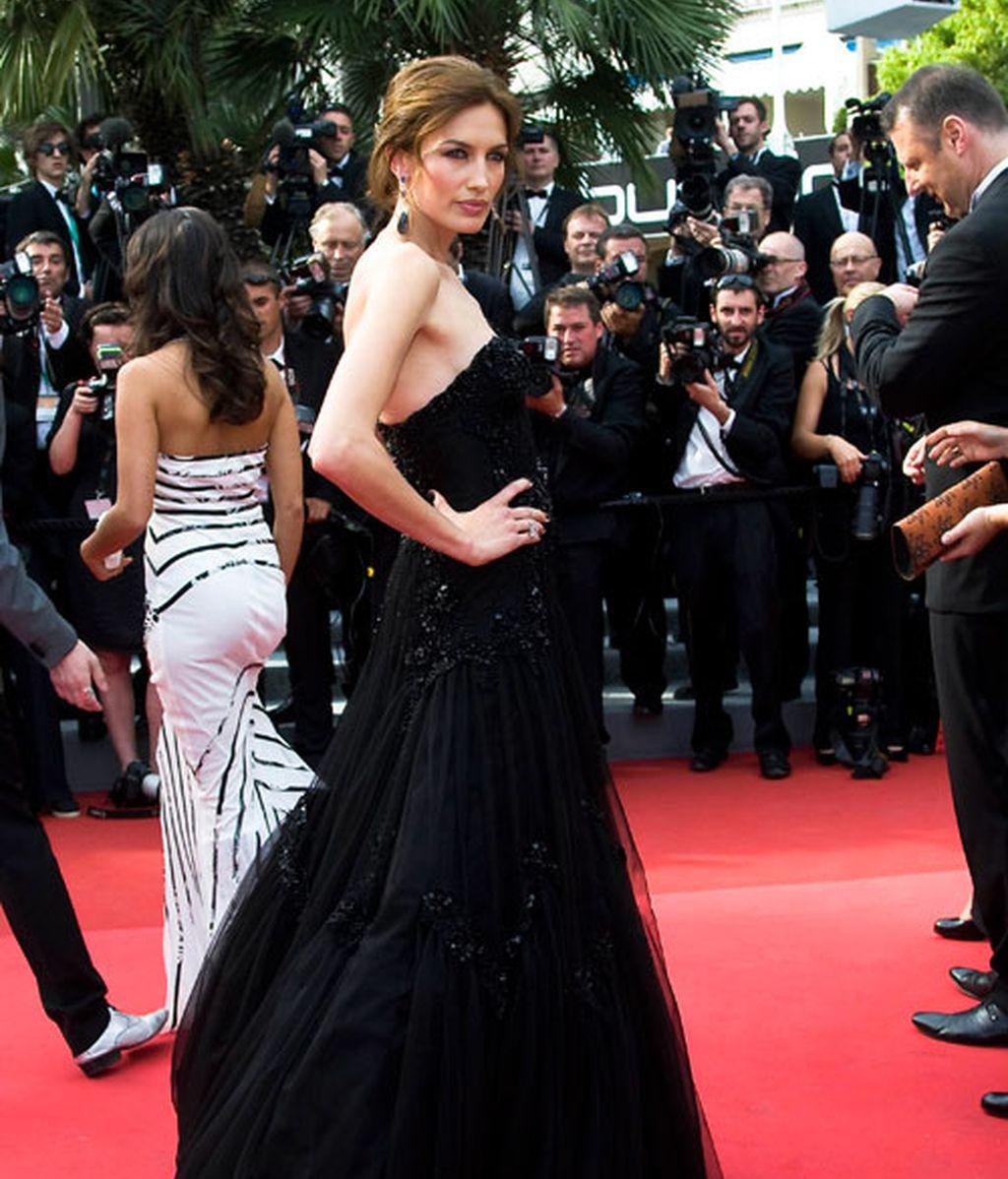 Cannes, día 1: empieza el desfile