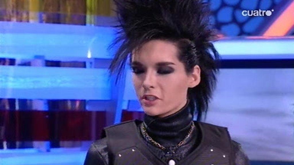 Entrevista a Tokio Hotel de Pablo Motos (1 de 2)