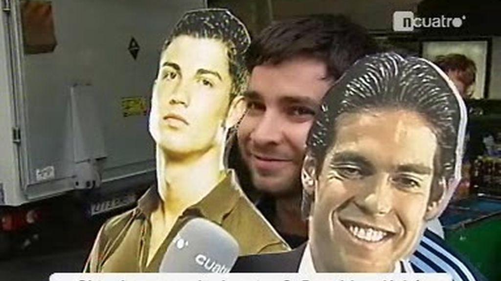 ¿Con quién te quedas? ¿Ronaldo o Kaká?