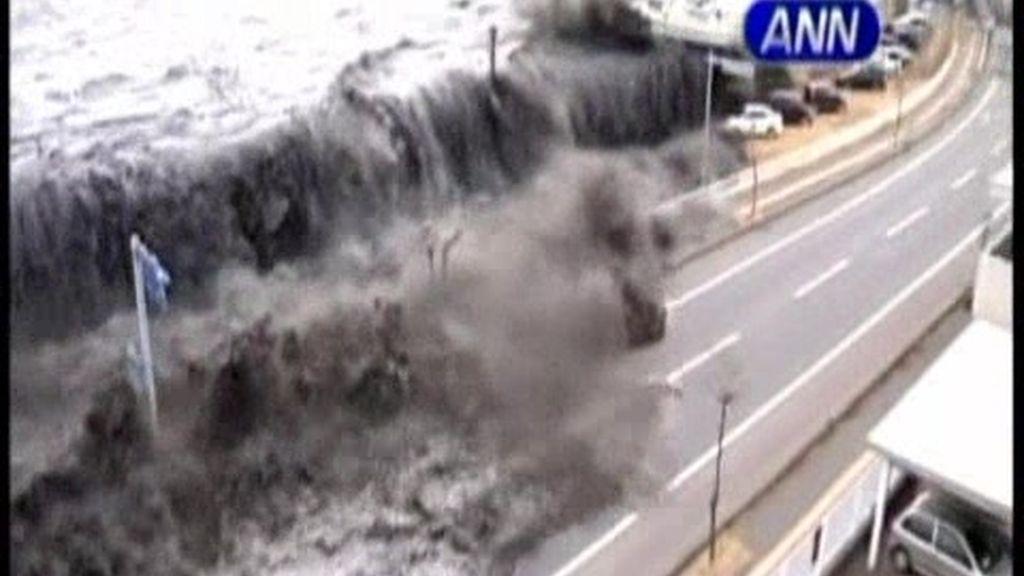 Drama humano en Japón