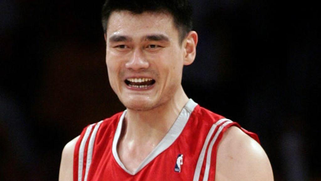 Yao Ming, de Houston Rockets