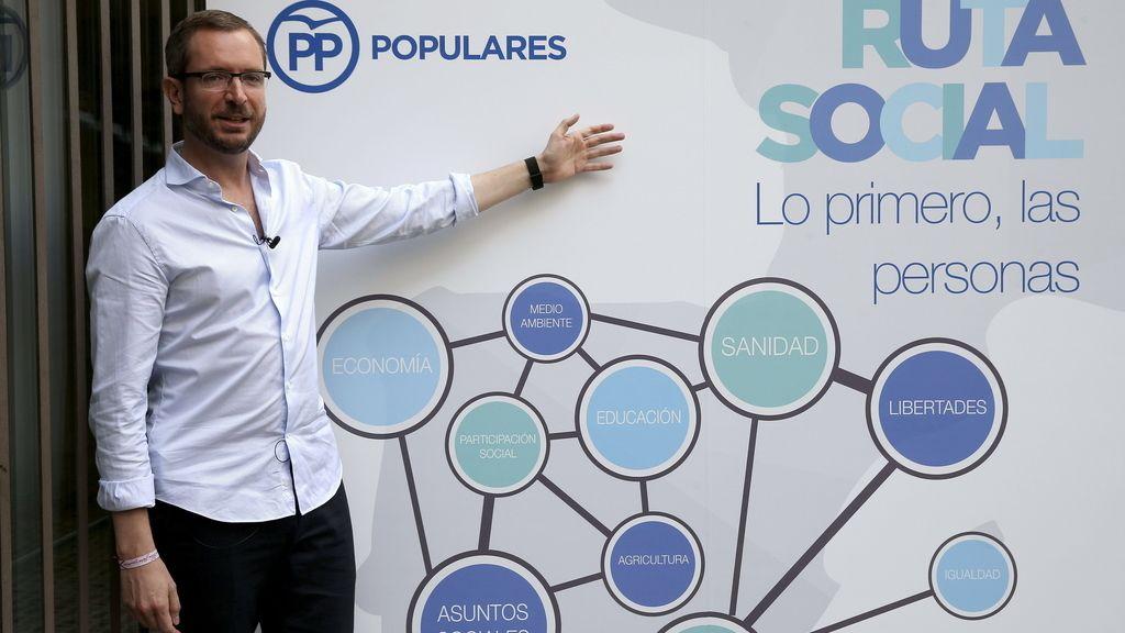 """El PP presenta su """"ruta social"""" para escuchar a los colectivos más vulnerables"""