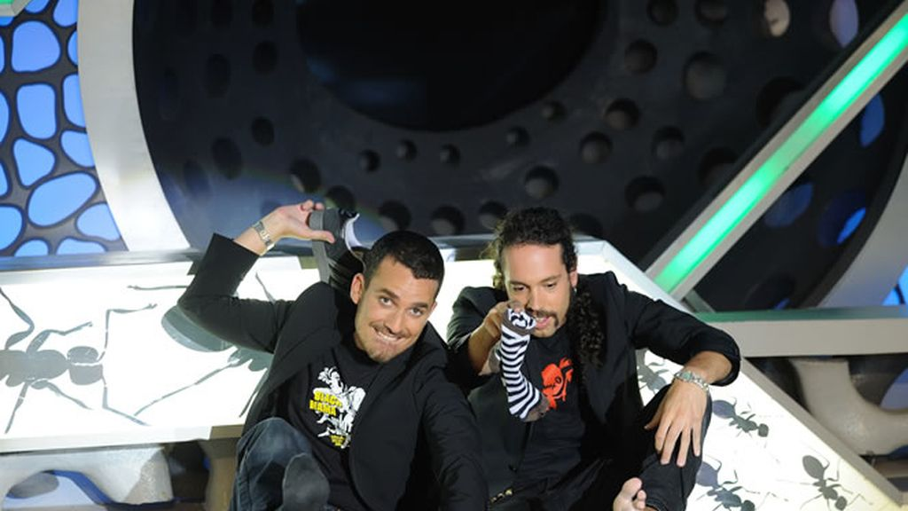 Juan y Damián