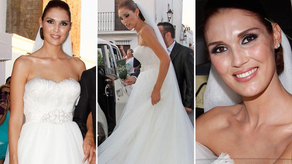 La esposa de Alejandro Talavante