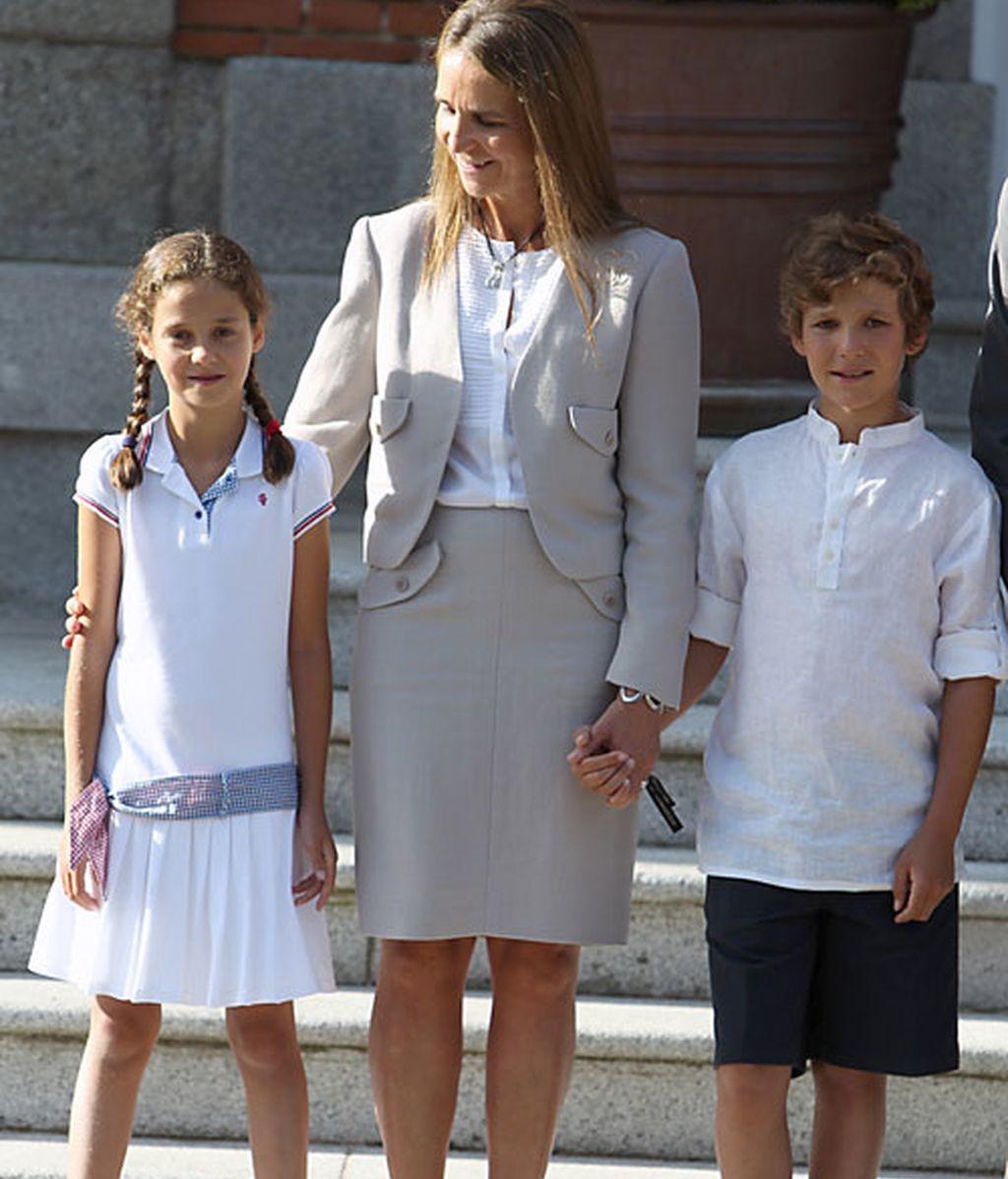 Looks reales para ver al Papa
