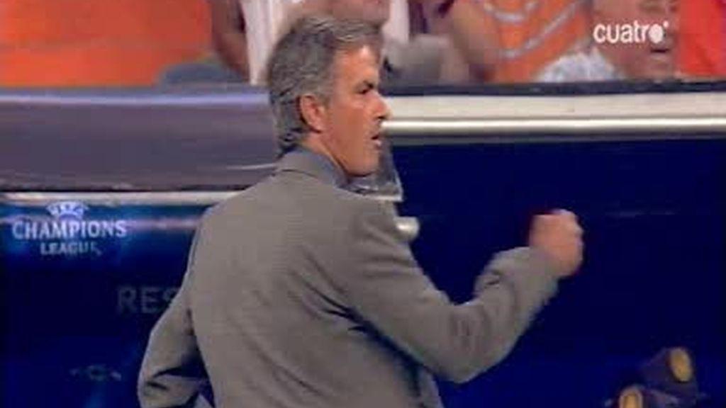 Así vive el fútbol Mourinho