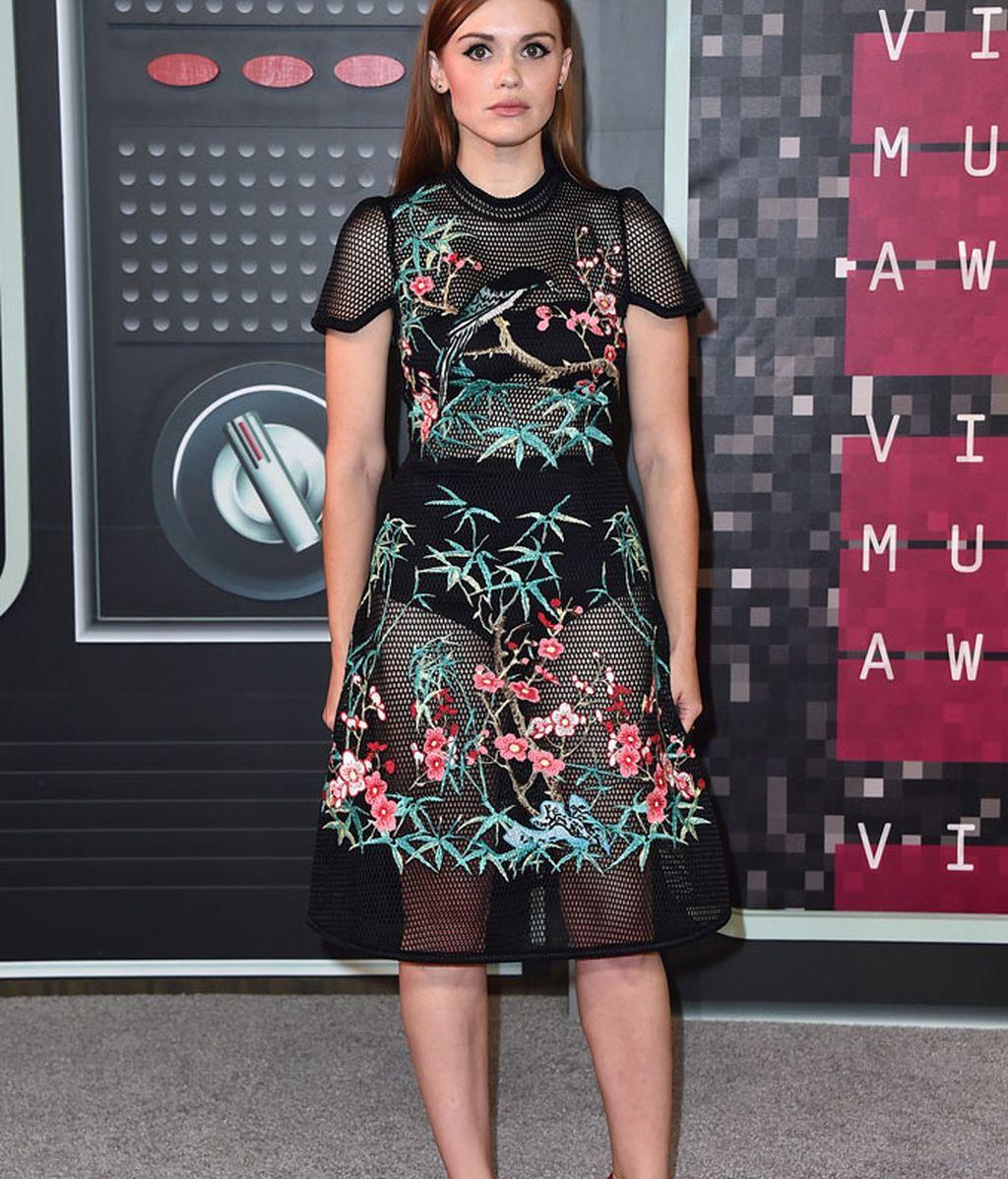 Holan Roden en los premios MTV