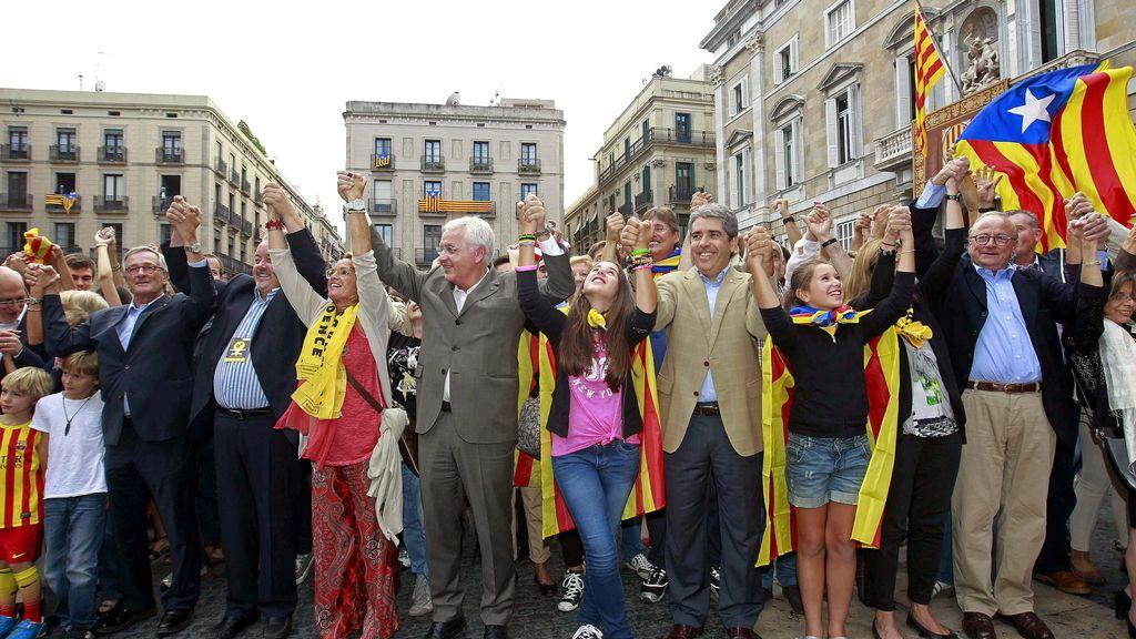 El Gobierno catalán se compromete a no fallar a los ciudadanos