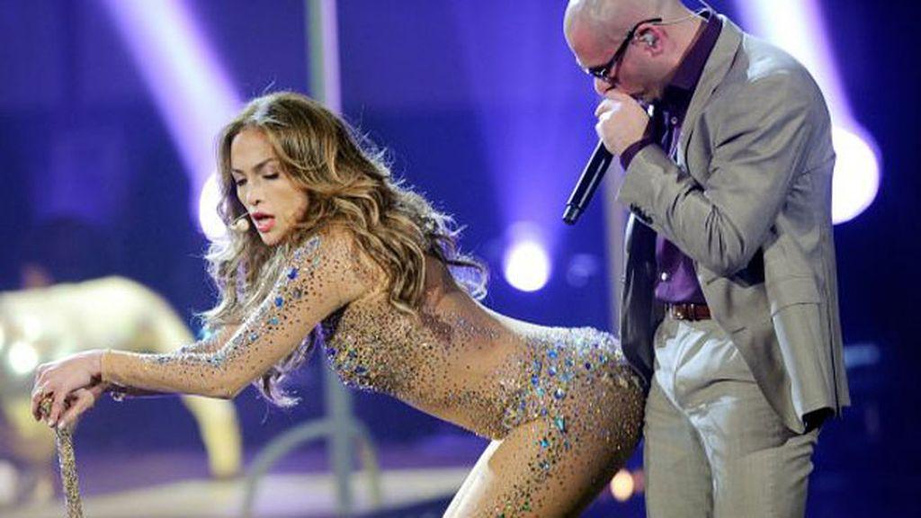 Jennifer López y Pitbull: pioneros de Miley