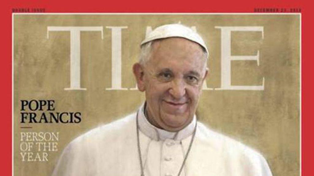 El Papa es elegido ´persona del año´ para la revista Time