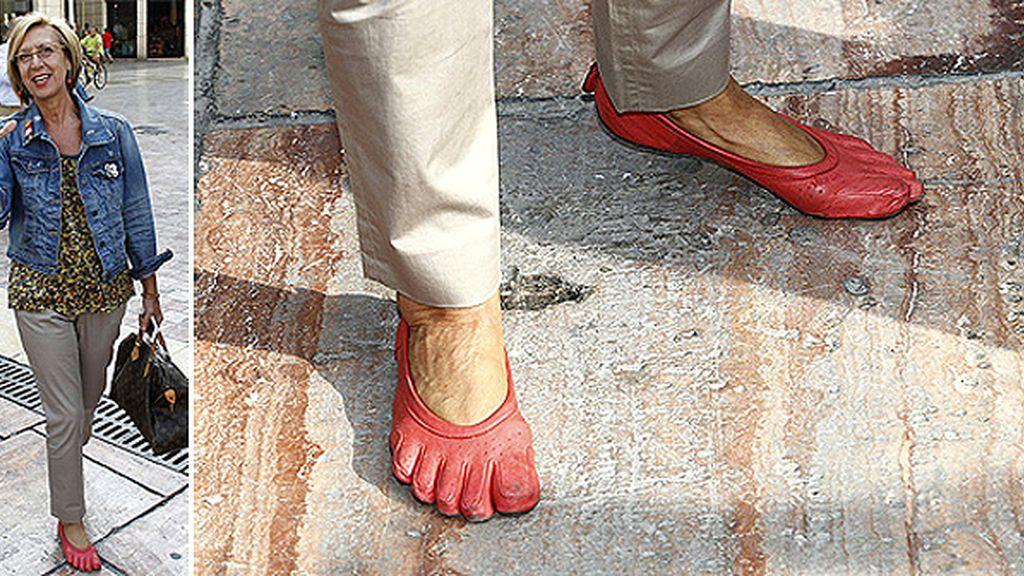 A los pies de los famosos