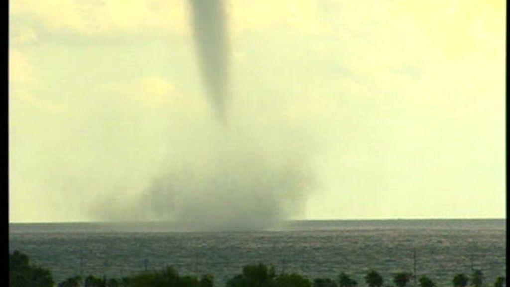 Tornados en Jávea y Oropesa
