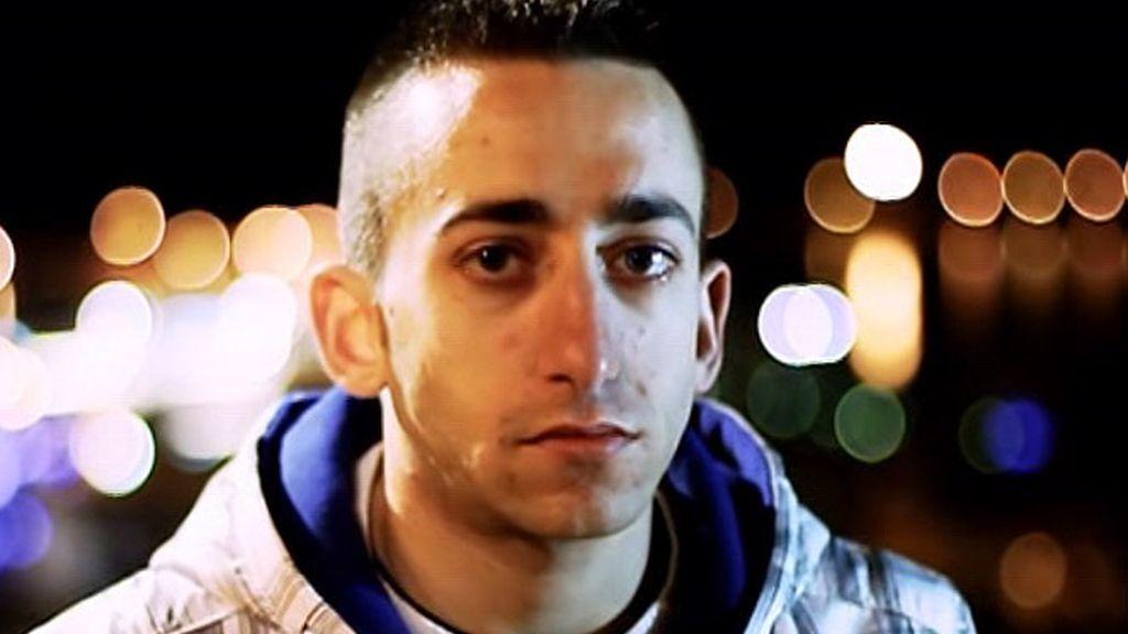 Miguel, 23 años: colérico y rencoroso