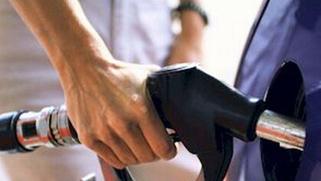 gasolina gasóleo precios, precios combustible España, gasolineras