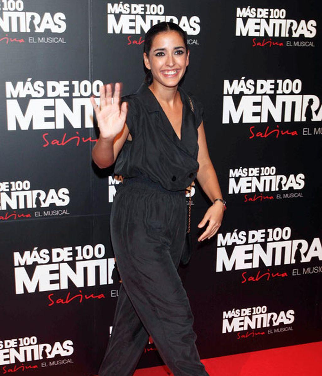 El musical de Sabina, la barriga de Paloma Cuevas y Laura Sánchez, en dos saraos