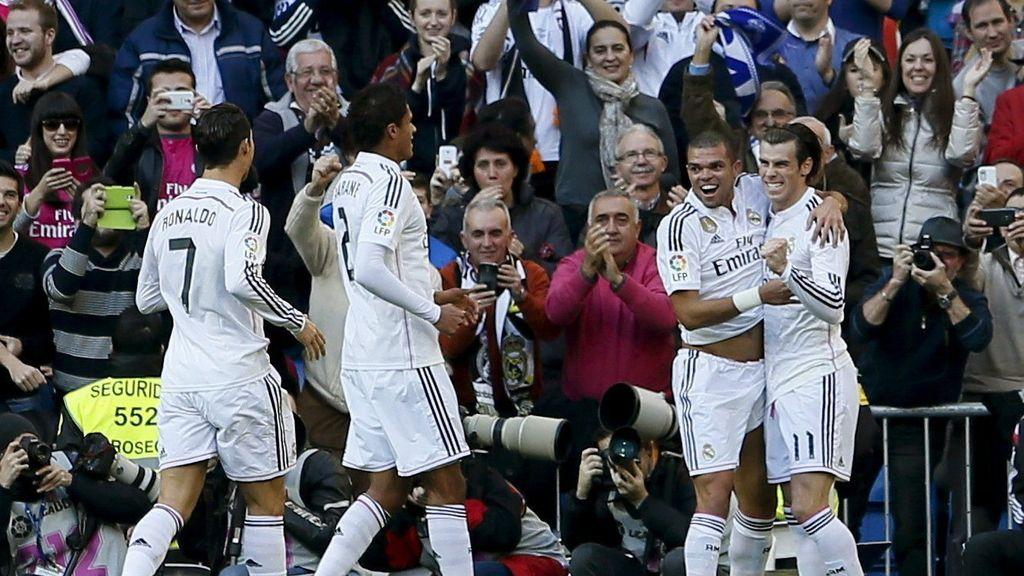 Real Madrid - Espayol