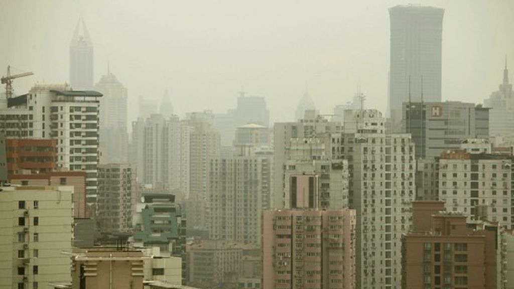 Shanghai cerrará colegios y fábricas cuando se alcancen altos niveles de contaminación