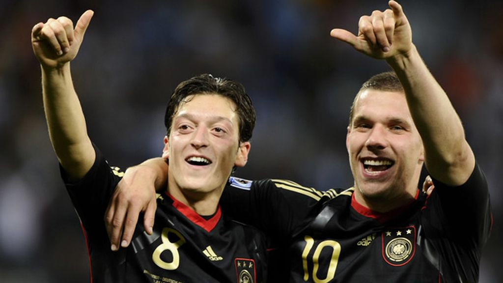 Florentino se fija en Ozil