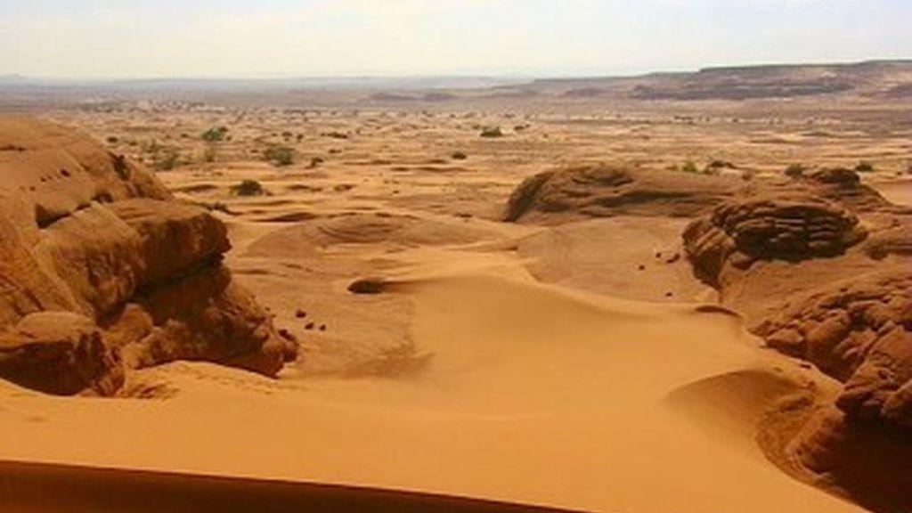 Desierto de Moab