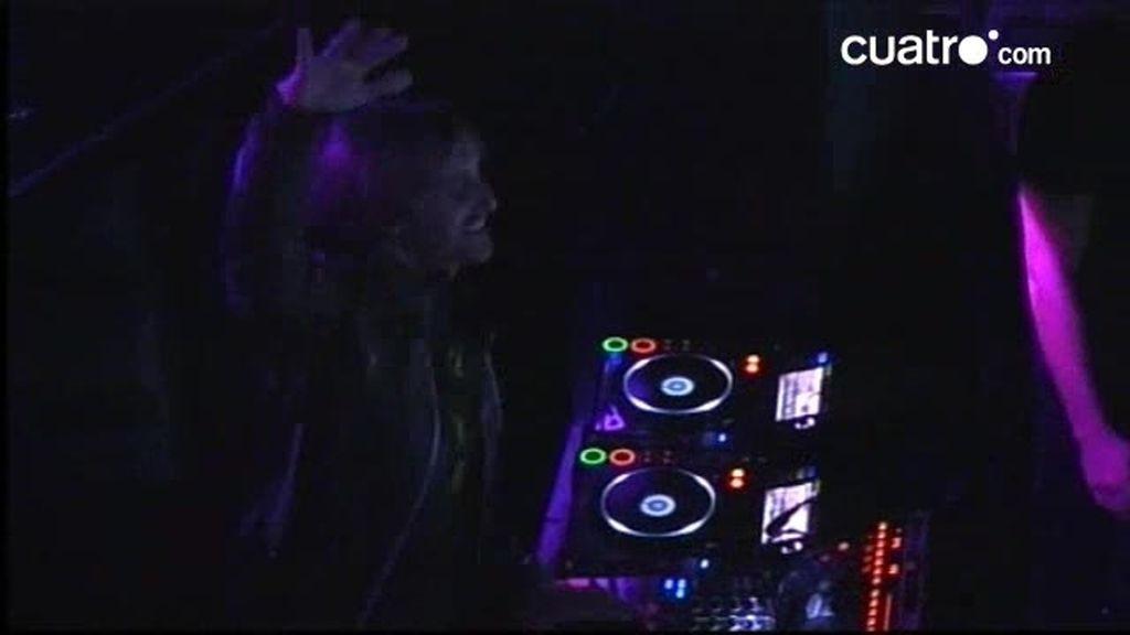 David Guetta lidera el fiestón de Puerto Banús