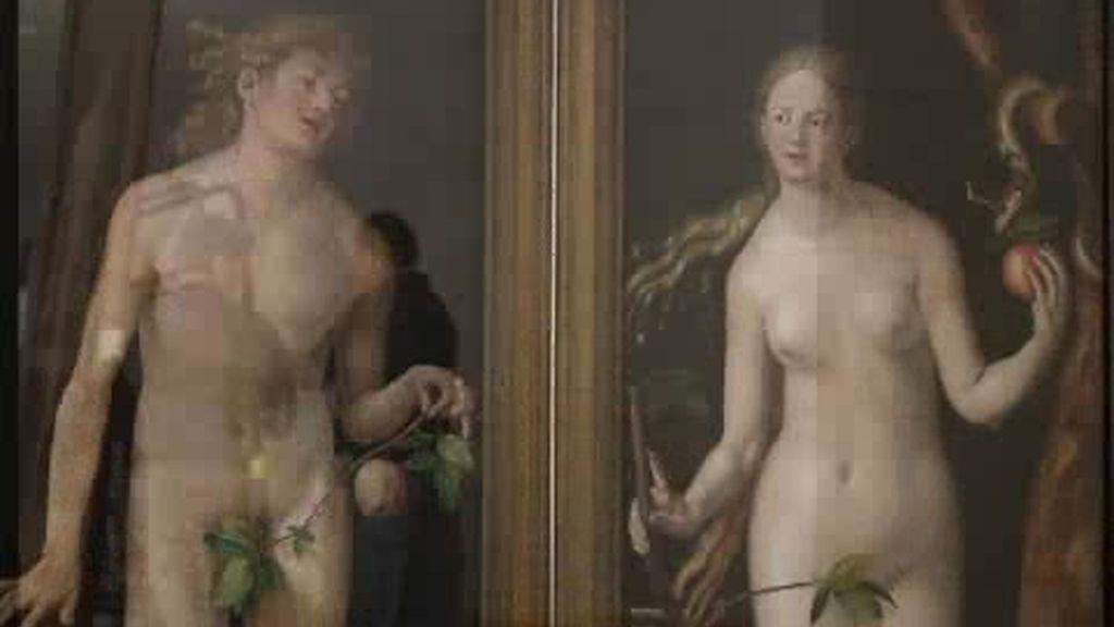 Adán y Eva vuelven al Prado