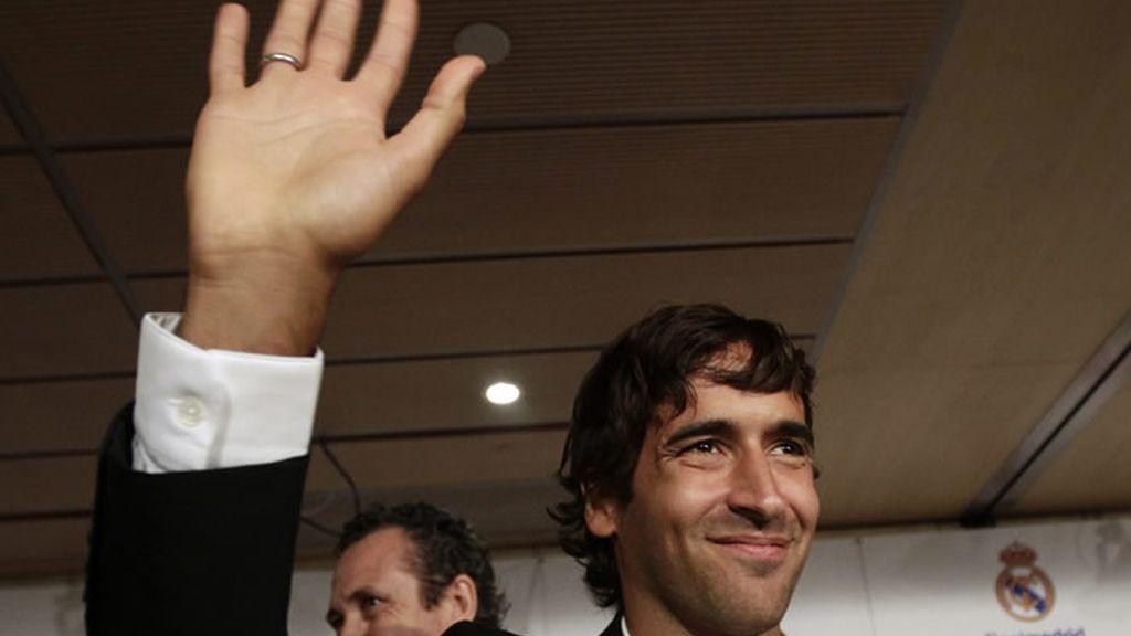 Raúl será presentado hoy en Alemania
