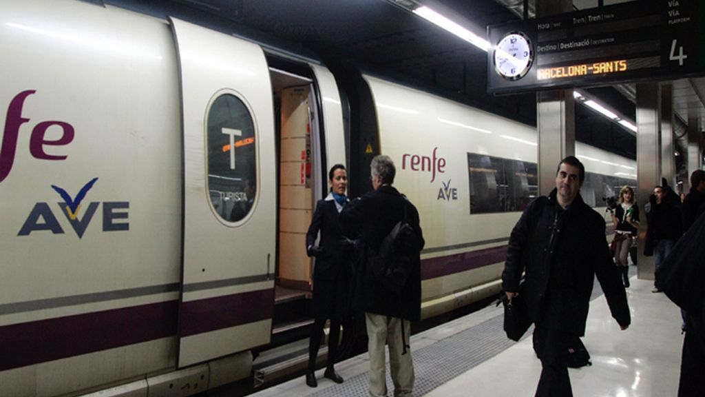 Huelga de RENFE