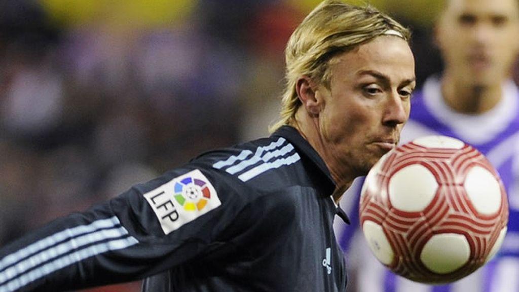 Guti no seguirá en el Madrid