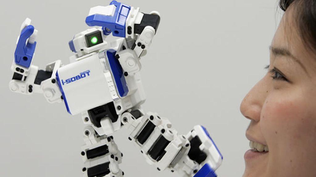 El robot más pequeño del mundo
