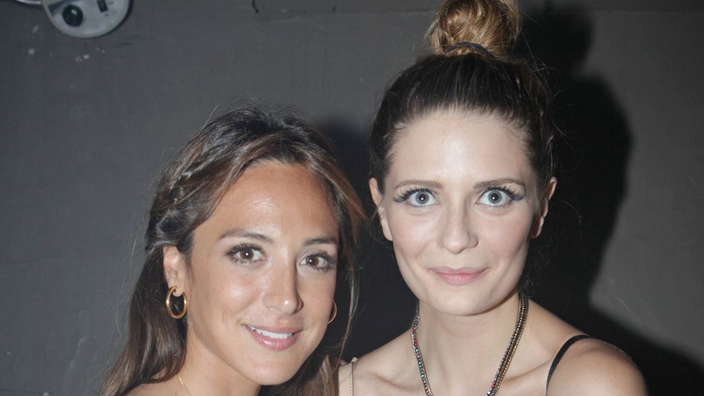 Tamara Falcó y Mischa Barton