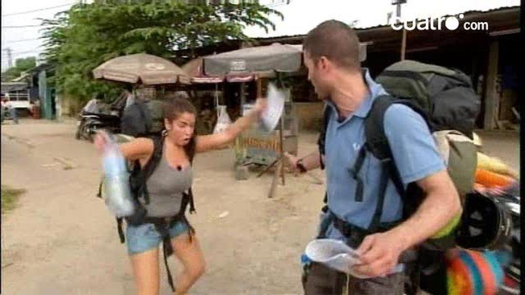 Problemas entre Fernando y María