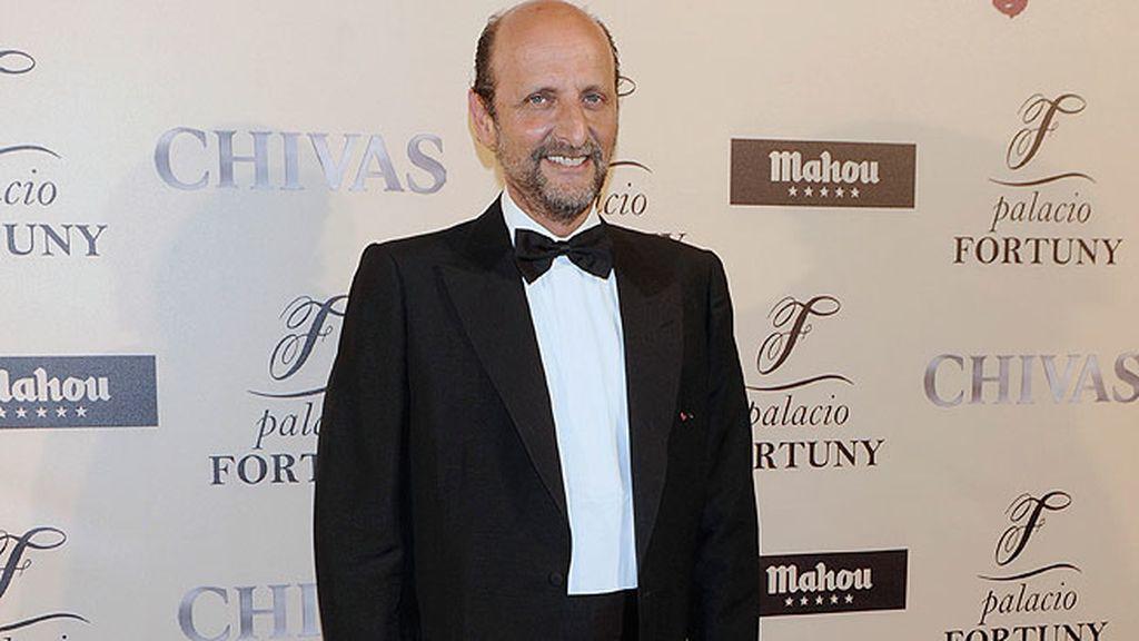 Jose Miguel Fernandez-Sastron, excandidato a la presidencia de la SGAE