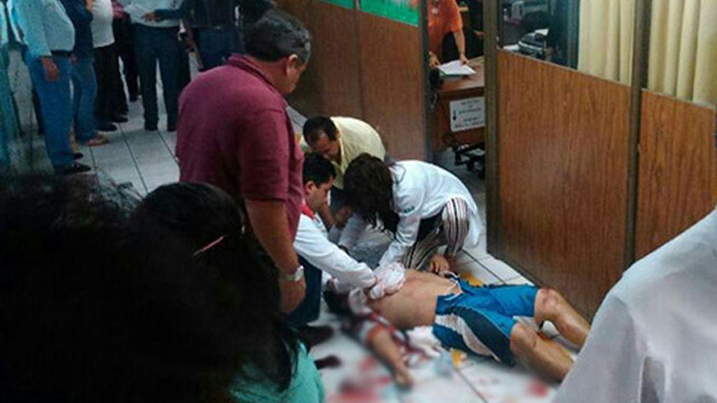 Un estudiante universitario muere a manos de su profesor en México