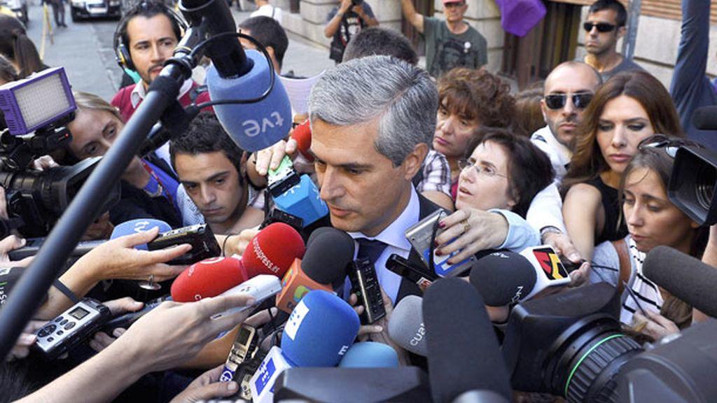 Suárez Junior, hijo del ex presidente de Gobierno