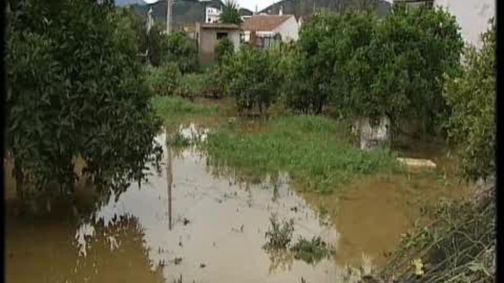 Riesgo de inundaciones en Alhaurín