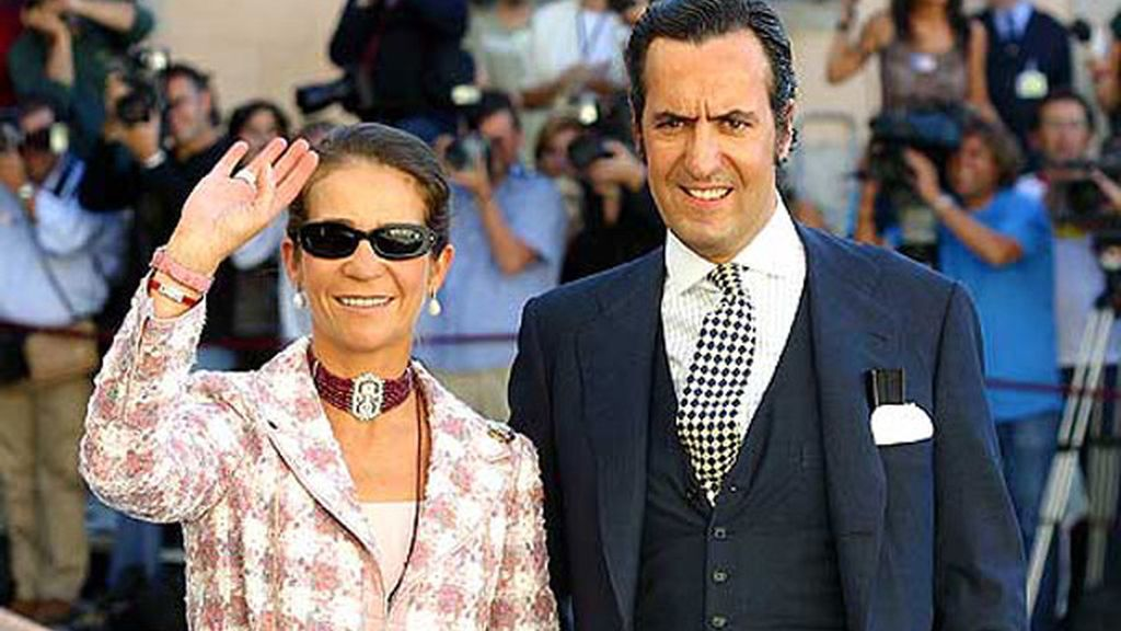 El matrimonio de los Duques de Lugo