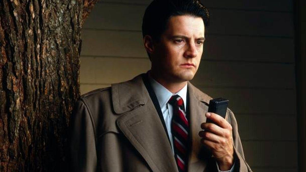 agente Cooper,Twin Peaks,Kyle MacLachlan,series de televisión