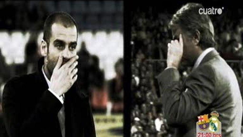 Pep Guardiola y Jose Mourinho, dos maneras de entender el fútbol