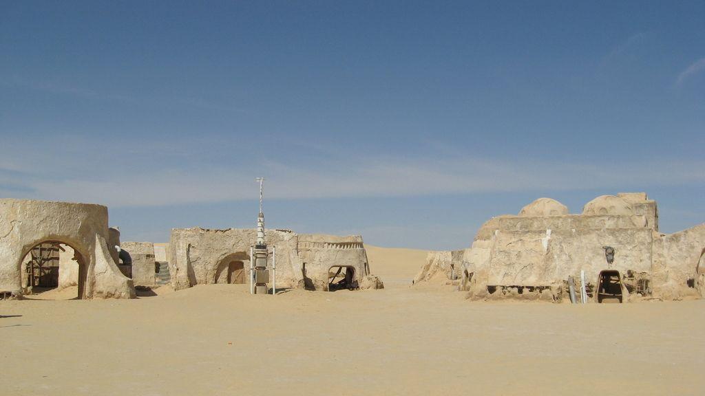 Los escenarios de Star Wars a salvo del Estado Islámico