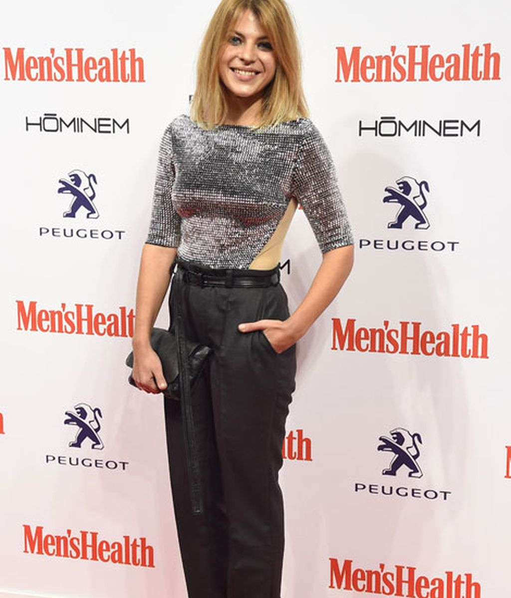 La actriz Thais Blume en el 'photocall' de los Men's Health